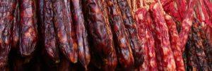 Huisgemaakte worsten van Wild Vleesch